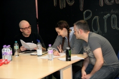 Richard Oliver, Amelia Sefton & Simon Bugg