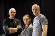 Richard, Amelia, Simon