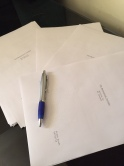 trailer scripts ready for signing as crowdfunding rewards
