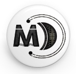 MM BUTTON STICKER MULE1140461