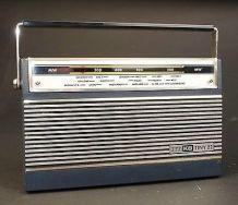 ITT TRANSISTOR RADIO 1970S