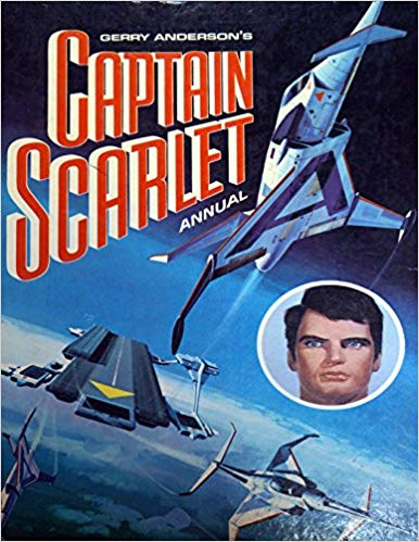 CAPTAIN SCARLET 1967