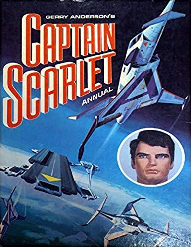 CAPTAIN SCARLET 1967
